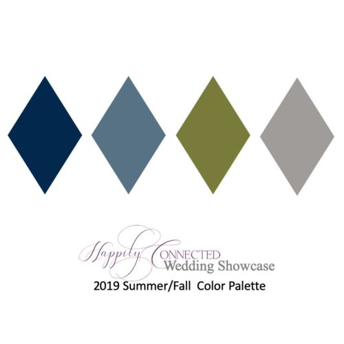 Color Palette - august HC Wedding Showcase