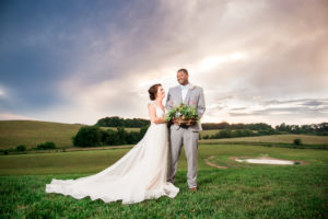 White Dove Barn - Gorgeous Couple