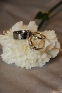 Wedding Rings - Photos by Pam