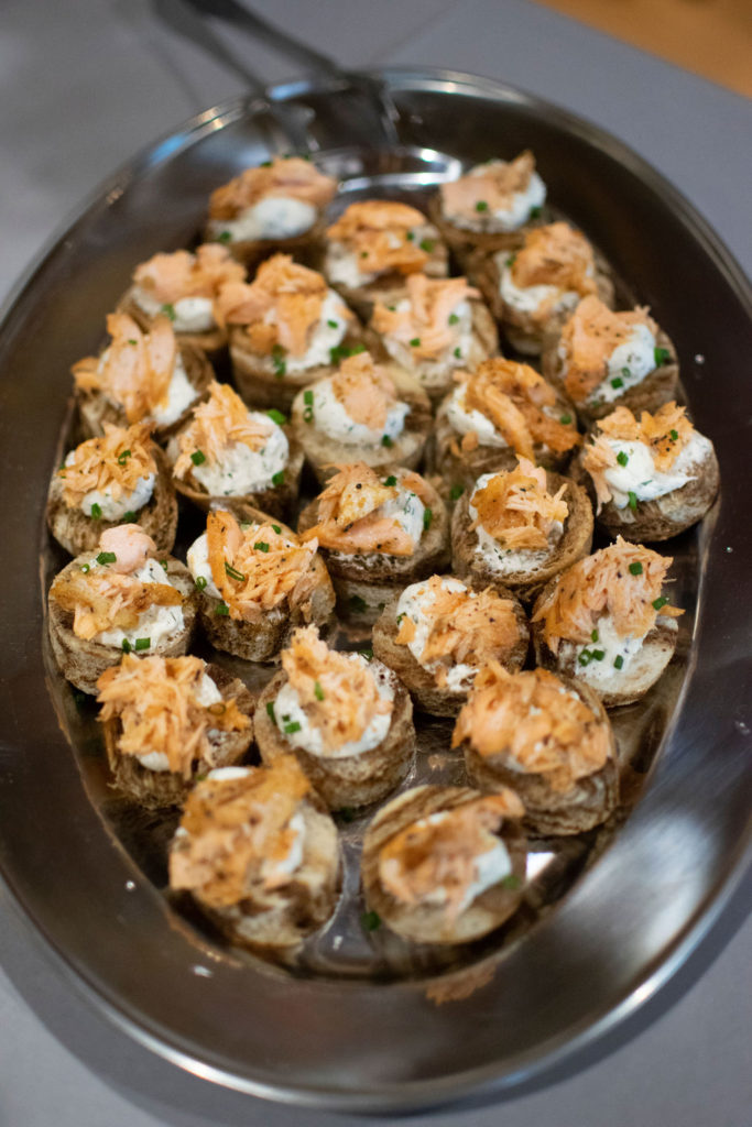 Catering - Happily Connected Wedding Showcase