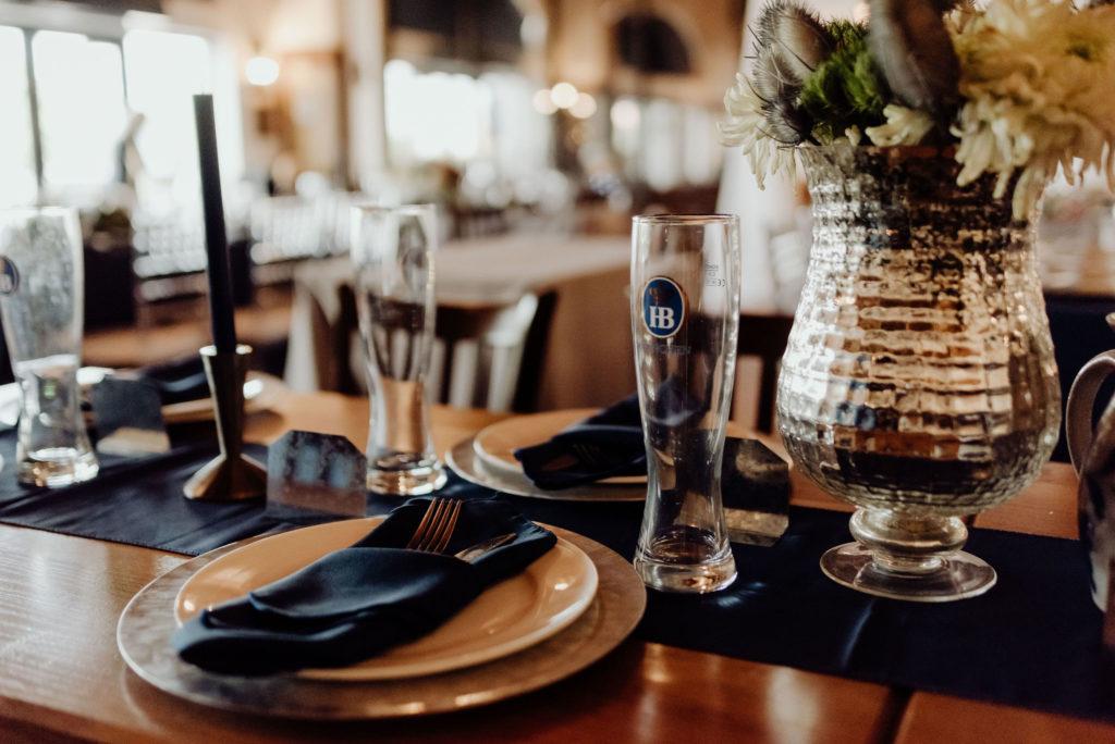 Modern Bierhaus - Silver Wedding