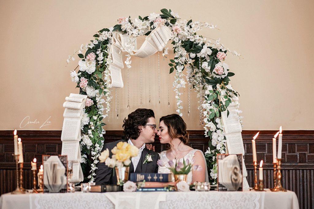 Wedding Arch Paper