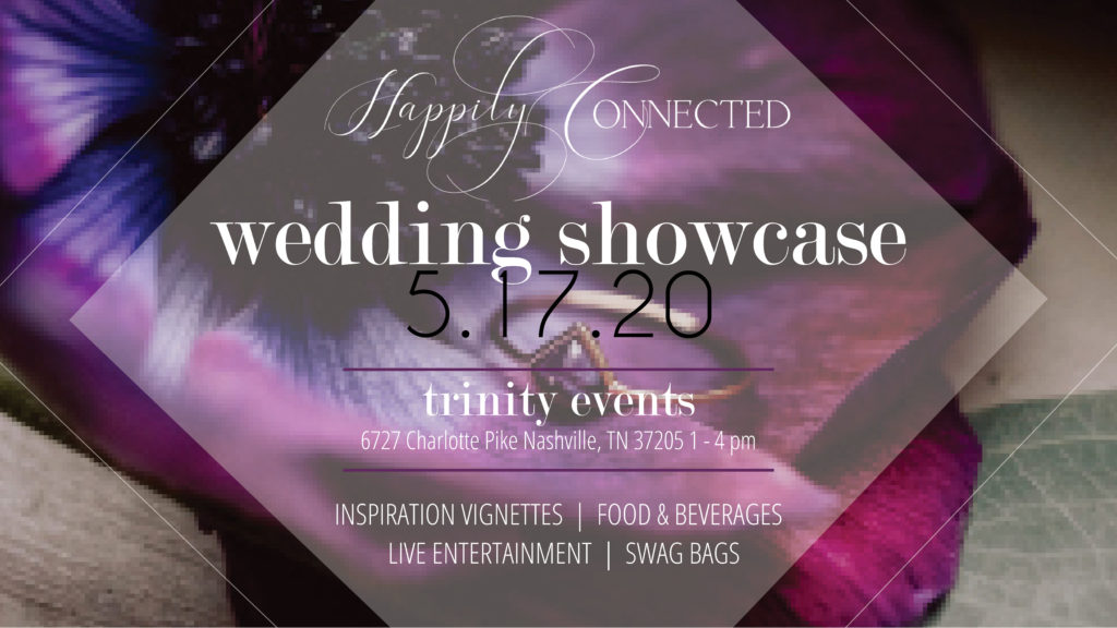 Happily Connected Spring 2020 Wedding Showcase