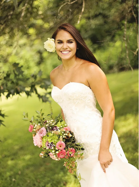 southern belle styled shoot