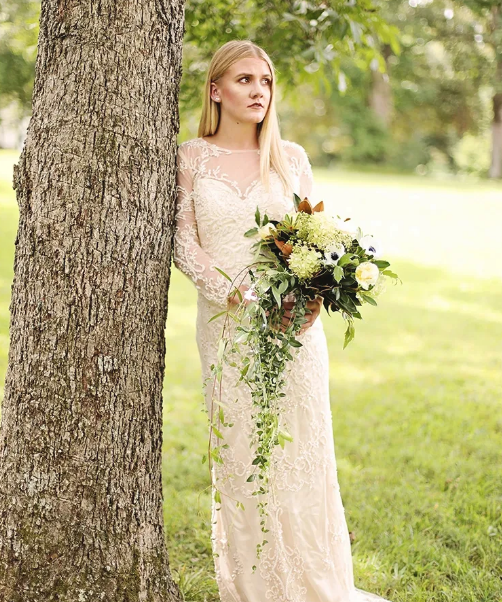 southern belle Wedding bouquet