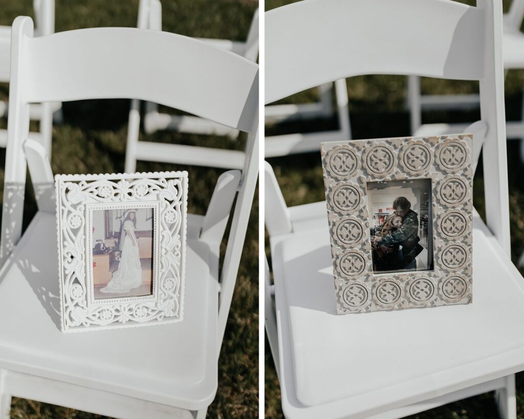 Memory Photos Wedding Ceremony