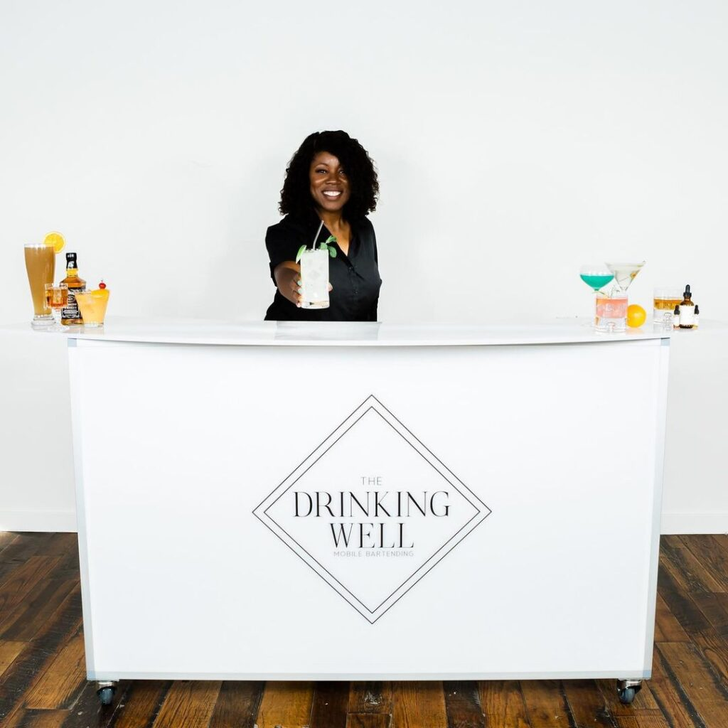 Denise - The Drinking Well Mixology Team