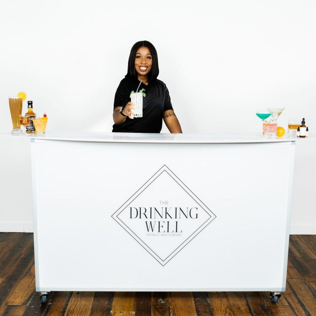 Kia - The Drinking Well Mixology Team