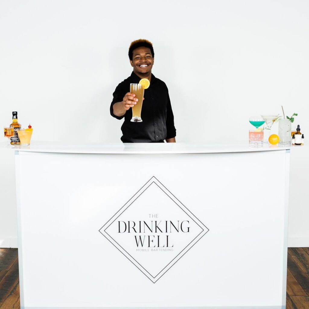 Jonathan - The Drinking Well Mixology Team