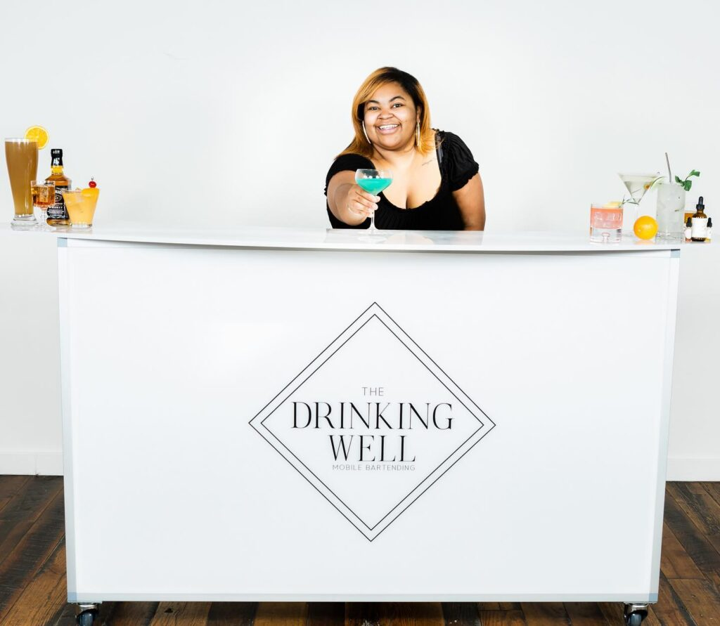 Kristina - The Drinking Well Mixology Team