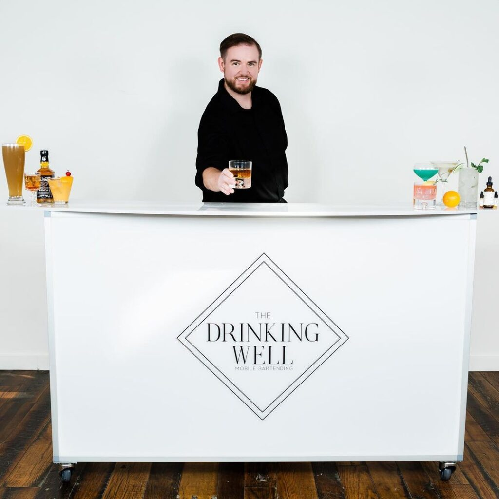 Micah - The Drinking Well Mixology Team