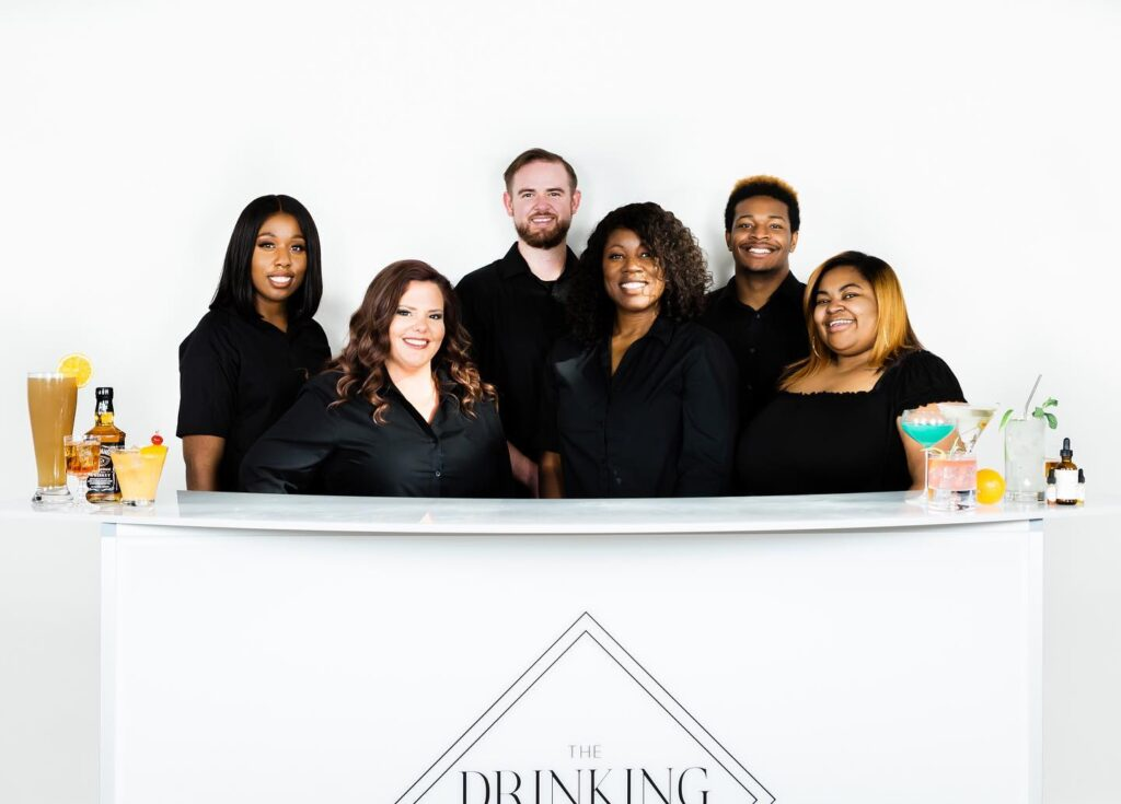 The Drinking Well Mixology Team